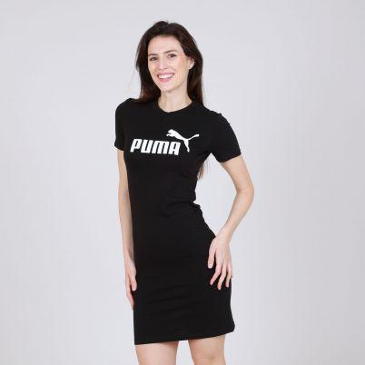 HALJINA PUMA ESS SLIM TEE DRESS W - 586910-01