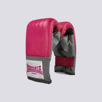 RUKAVICE LONSDALE LEATHER MITTS - 762368-90