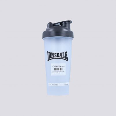 FLASICA LONSDALE VINTAGE SHAKER 00 CHARCOAL/CLEAR - 763042-26