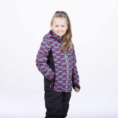 JAKNA LILA GIRLS SKI JACKET GG - ELA203G501-01