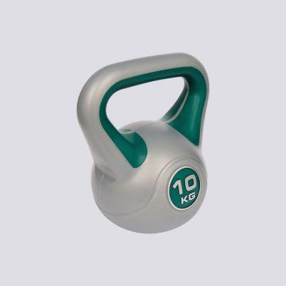 KETTLEBELL PLASTICNI 10KG U - RX DB2819-10