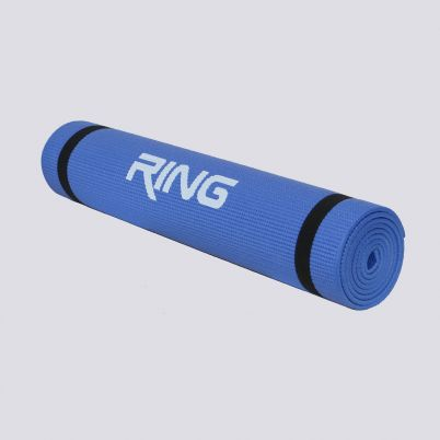 PODLOGA  AEROBIK-YOGA PVC PLAVA - RX EM3016-BLUE